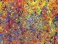 9-24 Open Studio Paintball Painting.JPG