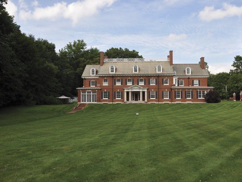 C.W. Seiberling Mansion With Lawn.jpg