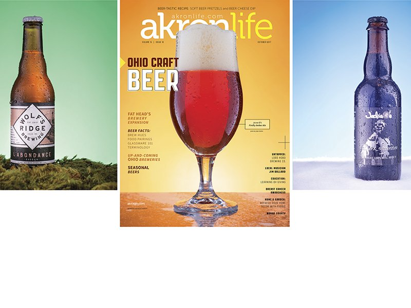 October is The Beer Issue