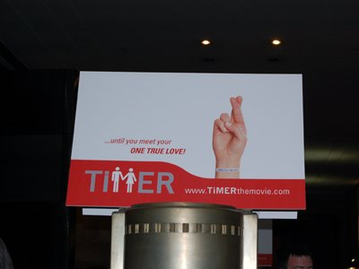 CIFF TiMER poster