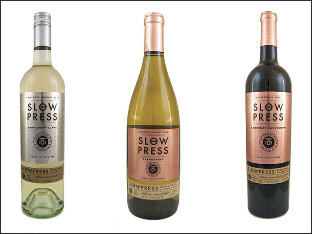 Slow Press Wines
