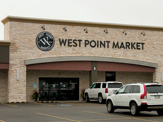 West Point Market Exterior