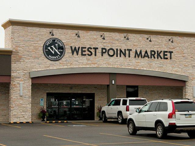 West Point Market Exterior