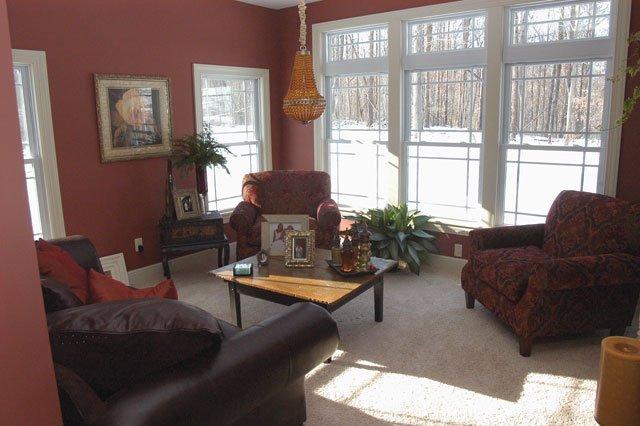 elegant oasis living room