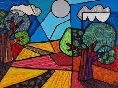 Maria Zanetta & Marianne Hite art