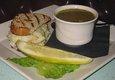 Moe's Soup & Sandwich Lunch