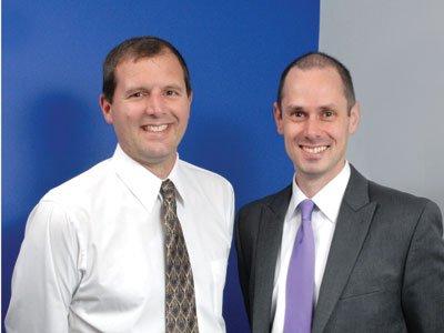 AtNetPlus Jim Laber and Jay Mellon