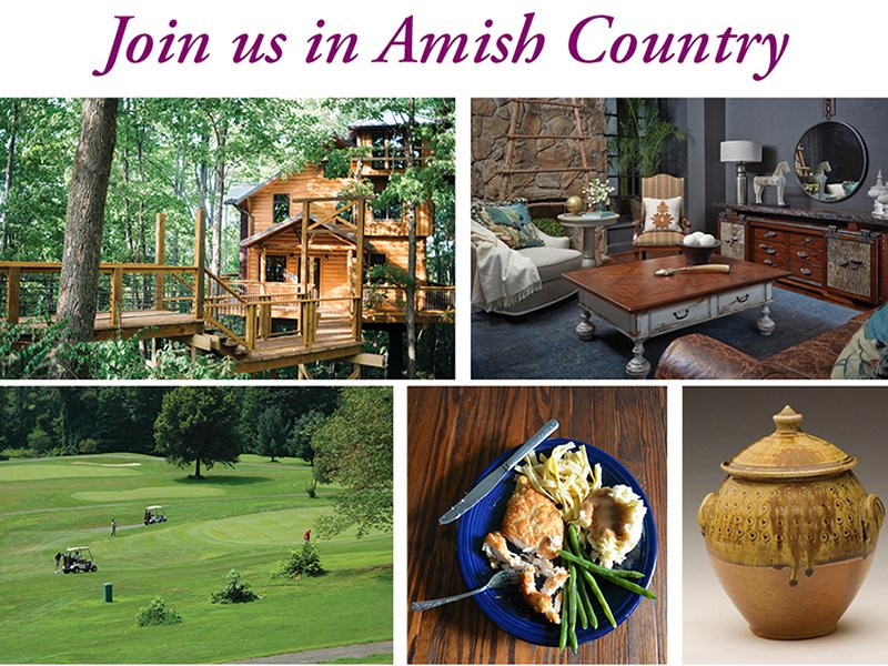 Amish Country Day Tour