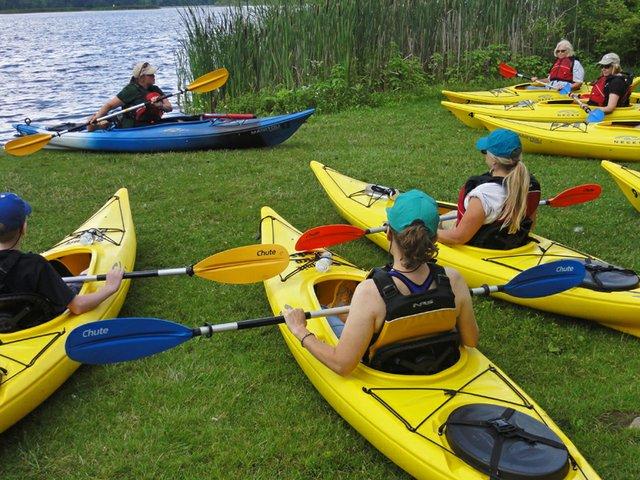 Summit Lake Kayak