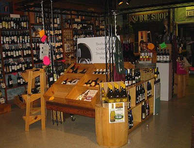 Kirbys wine room
