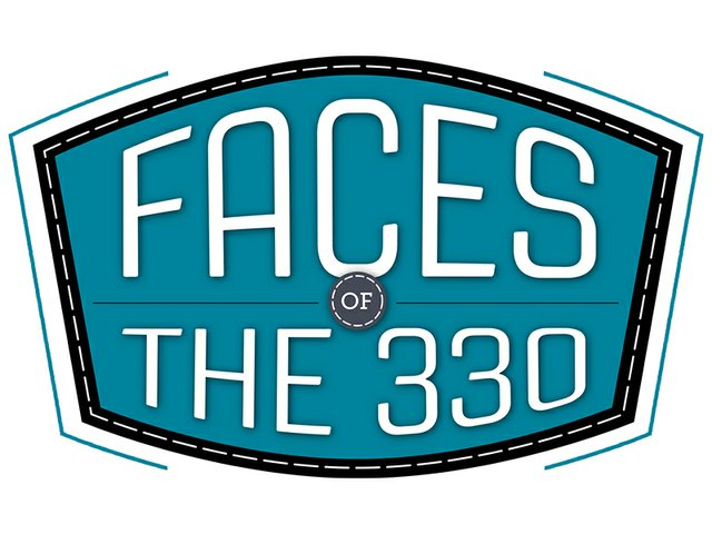 faces of the 330 LOGO