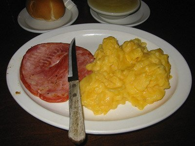 Duffy's Ham and Potatos