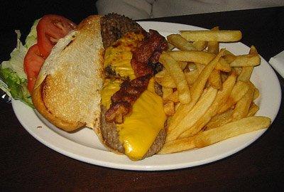 Duffy's Big Burger