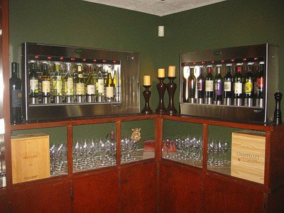 Papa Joe wine bar