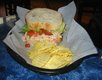 Chowder House sandwich