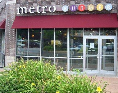 Metro Burger exterior
