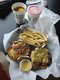 Metro Gold Coast burger