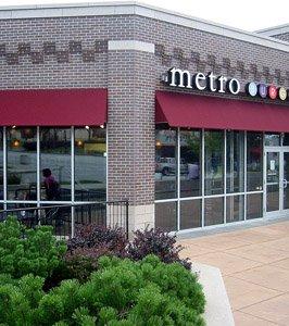 Metro Burger exterior2