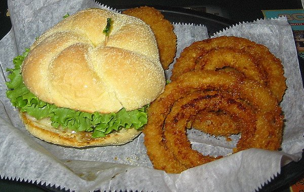 Louies Big Burger