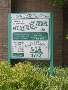 Menches sign